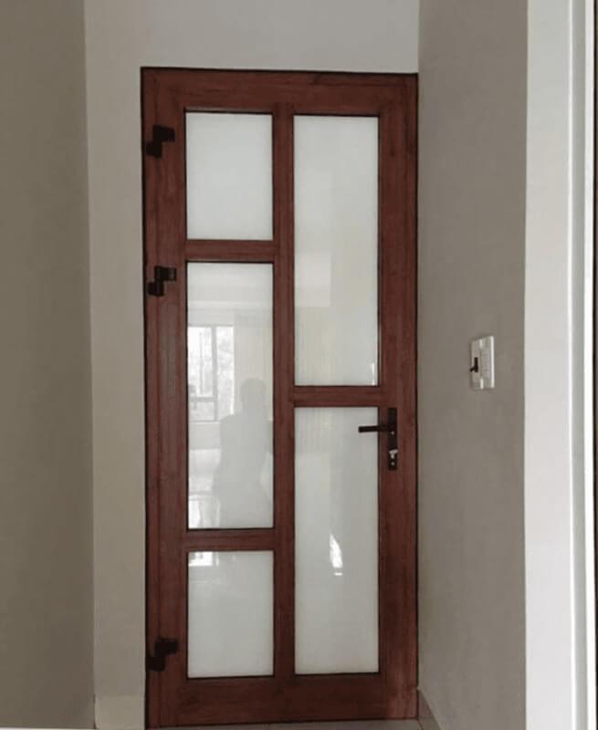 Một bộ cửa nhà vệ sinh đẹp và chuẩn kích thước phong thủy sẽ đem lại nhiều may mắn cho gia chủ.