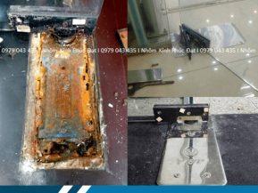 Sửa cửa kính cường lực Đà Nẵng giá rẻ - Sửa Nhanh Trong Ngày