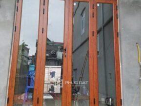 Cửa nhôm Việt Pháp hệ 4400: báo giá, cấu tạo, so sánh & ưu đãi 2021