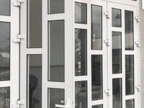 Tổng hợp 29+ mẫu cửa nhôm Xingfa chia đố, cửa pano nhôm đẹp 2021