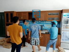 Địa chỉ lắp đặt & Báo giá tủ bếp Sài Gòn uy tín (Giá Tốt Nhất 2021)