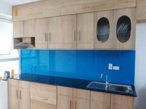 Đem lại sự tươi mới cho không gian nấu ăn của gia đình