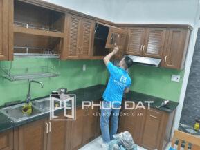 Thi công tủ bếp Thủ Đức giá rẻ - Dịch vụ Uy tín Chuyên nghiệp