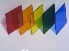 Bảng giá kính màu, kính màu cường lực, kính màu trang trí giá rẻ 2021