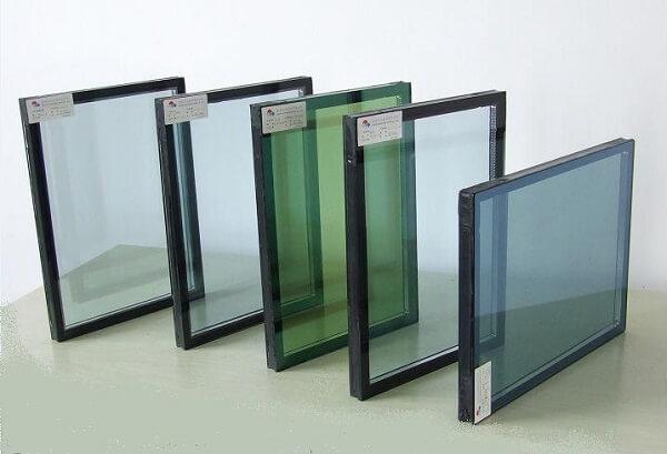 Các loại kính hộp và kính hộp Low-E 2 lớp 3 lớp.
